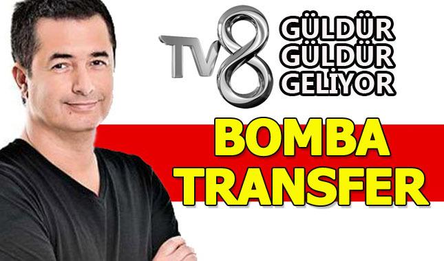 TV8 Transferlerine devam ediyor