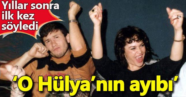 Tanju Çolak'tan yıllar sonra gelen Hülya Avşar açıklaması