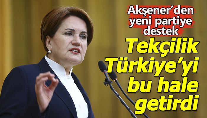 """""""Tekçiliğin Türkiye'yi getirdiği nokta ortada"""""""