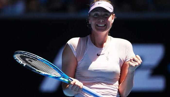 Telefon numarasını paylaşan Sharapova'ya mesaj yağdı