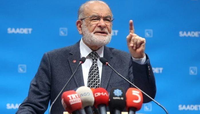Temel Karamollaoğlu'na pasaport şoku!