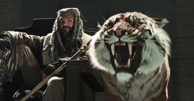 The Walking Dead 7. Sezon 2. Bölüm Fragmanı | Kaplanlı adam geldi