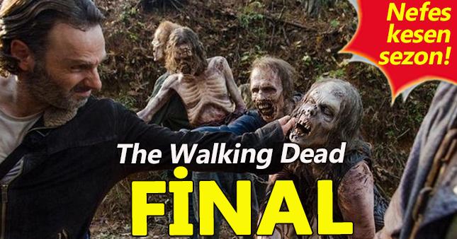 The Walking Dead 7. sezon 16. bölüm sezon finali | HD nereden izlenir?