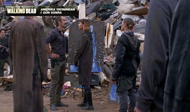 The Walking Dead 8. sezon 16. bölüm izle! 9.sezon ne zaman geliyor