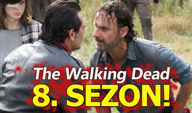 The Walking Dead 8. Sezon nasıl izlenecek | 11 Kasım 2017