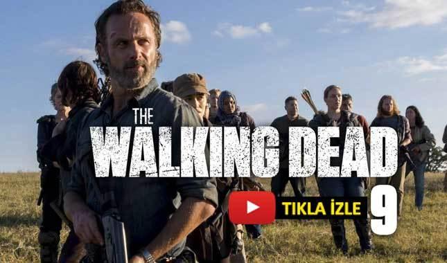 The Walking Dead 9 Sezon 1 Bölüm Türkçe Altyazılı Full Hd Izle Fx