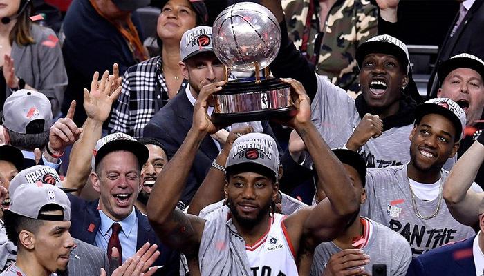 Toronto ilk kez finalde
