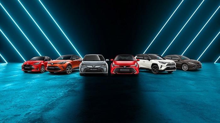 Toyota tüm modelleri için 5 yıl garanti veriyor