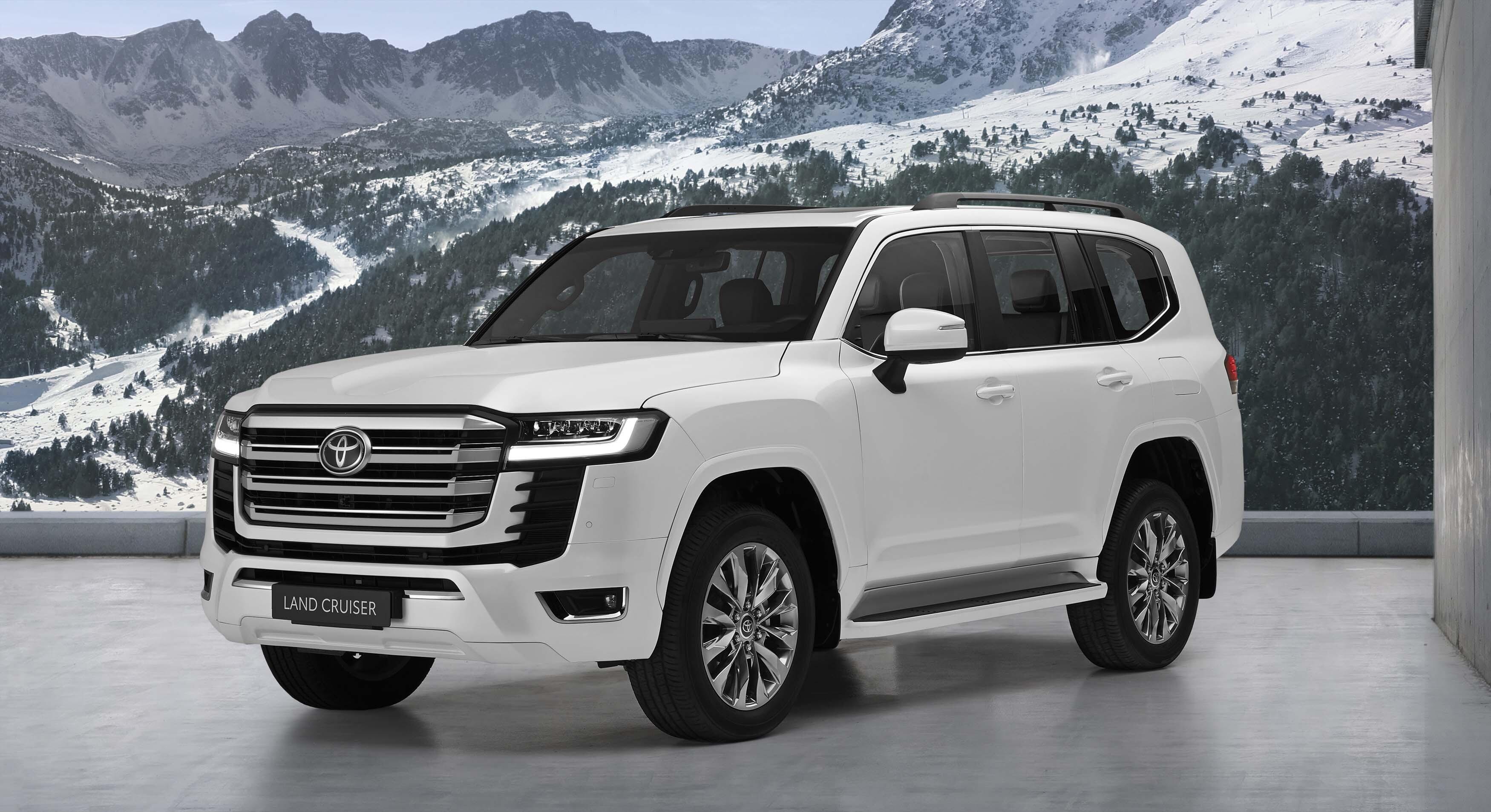 """Toyota yeni nesil """"Land Cruiser'ı"""" tanıttı"""