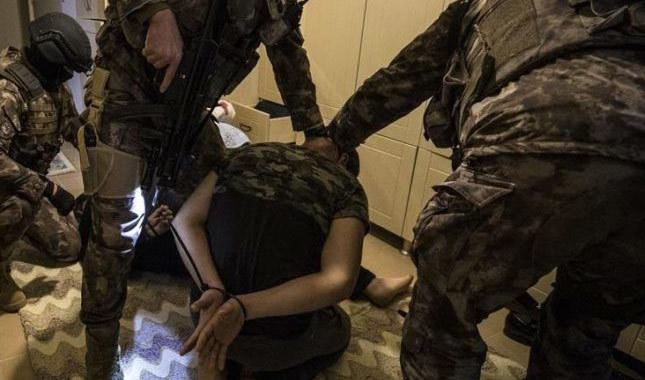 Trabzon'da FETÖ operasyonu: 2 albay gözaltında
