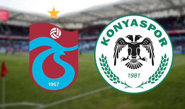 Trabzonspor - Atiker Konyaspor maçı saat kaçta başlıyor