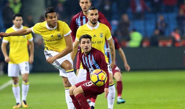 Trabzonspor-Fenerbahçe maçının İddaa oranları belli oldu