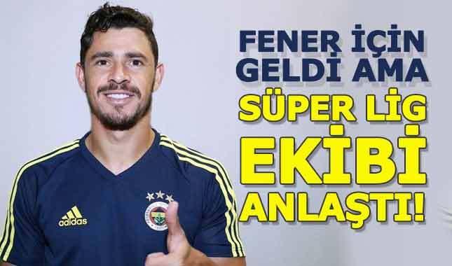 Trabzonspor, Giuliano'yu Fenerbahçe'nin elinden kapıyor