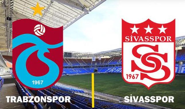 Trabzonspor Sivasspor maçı hangi kanalda saat kaçta hangi kafede yayınlanacak