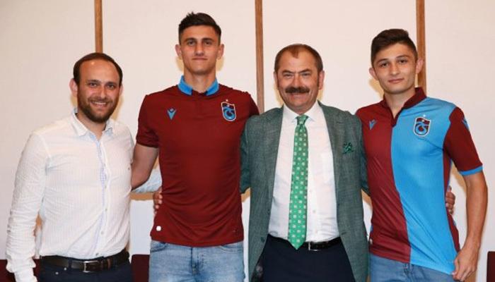 Trabzonspor transferde hızlı