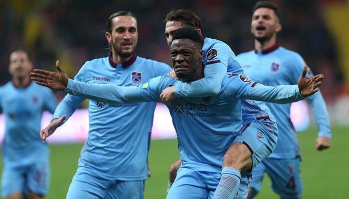 Trabzonspor'a Ekuban şoku! 6 hafta yok!
