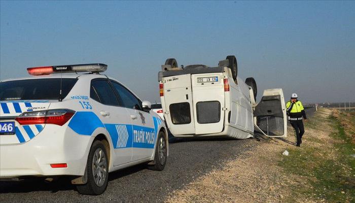 Trafik kazalarında ölüm oranı yüzde 27 geriledi