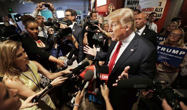 Trump'tan TV kanallarına kapatma tehdidi