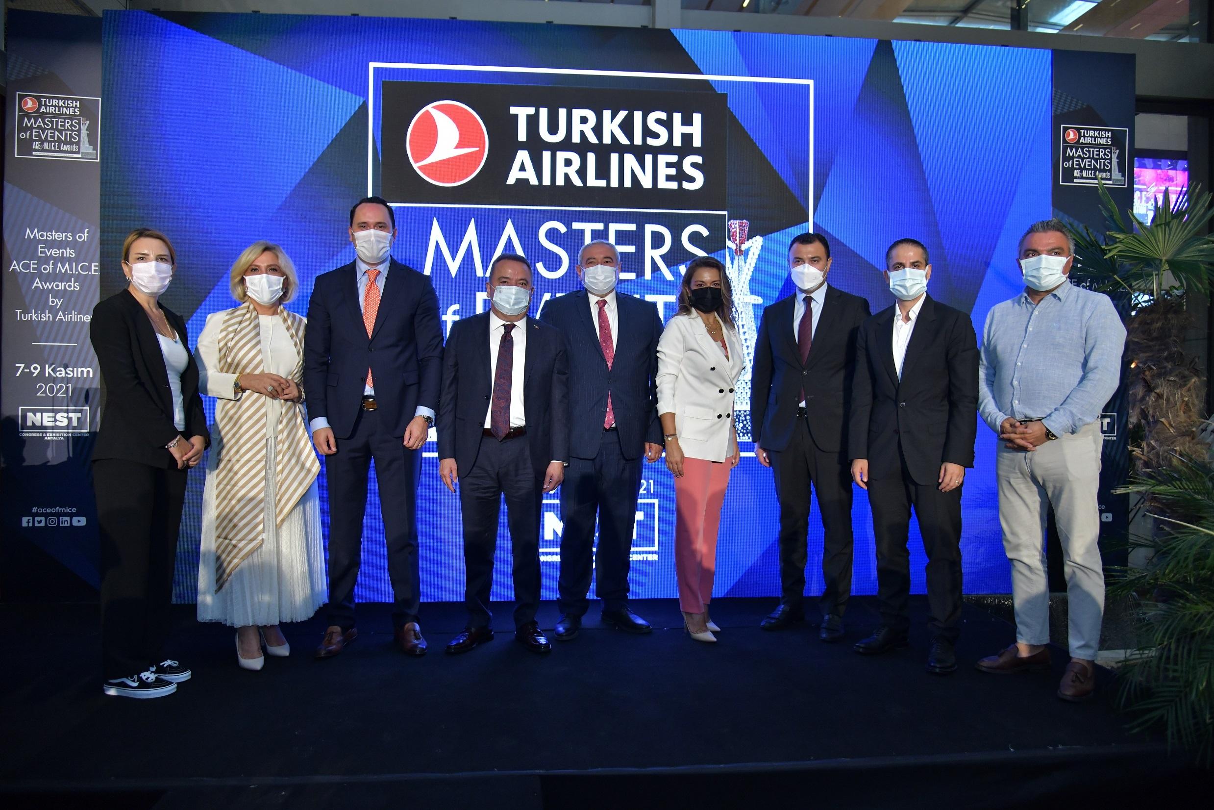 Turizm ve etkinlik sektörü ACE of M.I.C.E ile Antalya'da buluşacak
