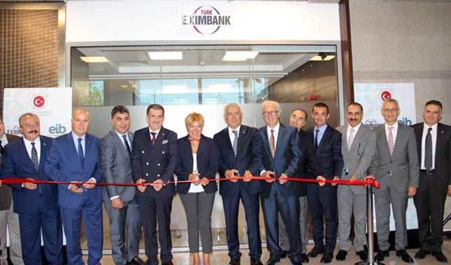 Türk Eximbank'ın en büyük desteği Ege'ye