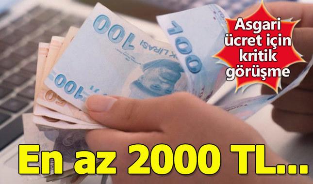 Asgari ücret ne kadar olacak - Asgari ücret kaç para kaç TL 2019 asgari ücret miktarı ne zaman açıklanacak