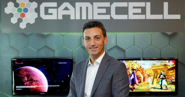 Turkcell,Gamecell ile oyun dünyasına girdi