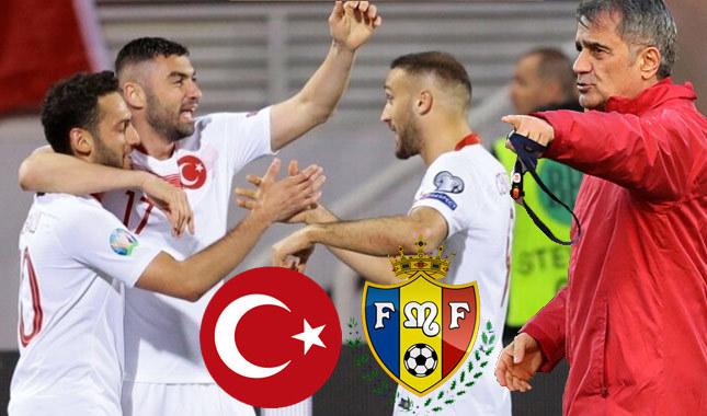 Türkiye - Moldova maçı ne zaman saat kaçta hangi kanalda yayınlanacak?