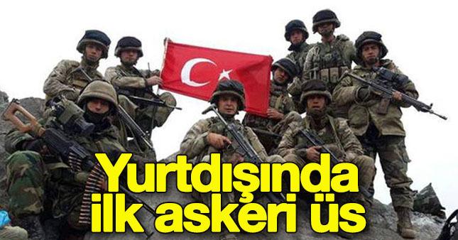 Türkiye Afrika'da askeri üs açıyor