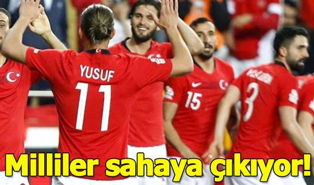Türkiye Bosna Hersek maçı hangi kanalda saat kaçta 2018 milli maç bugün mü?