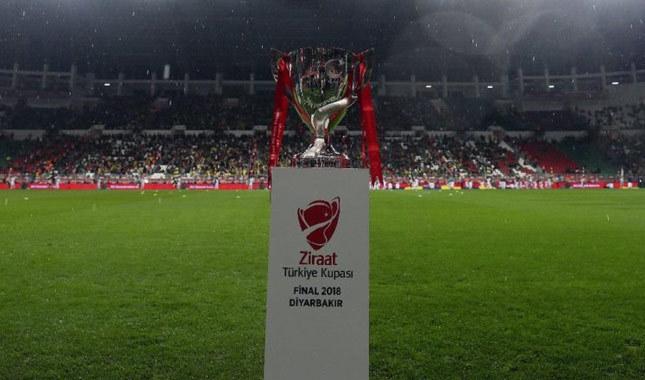 Türkiye Kupası 4. Tur eşleşmeleri belli oldu