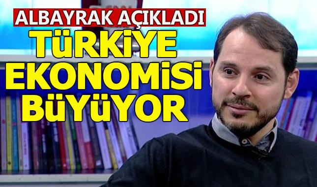 Türkiye ekonomisi ilerliyor