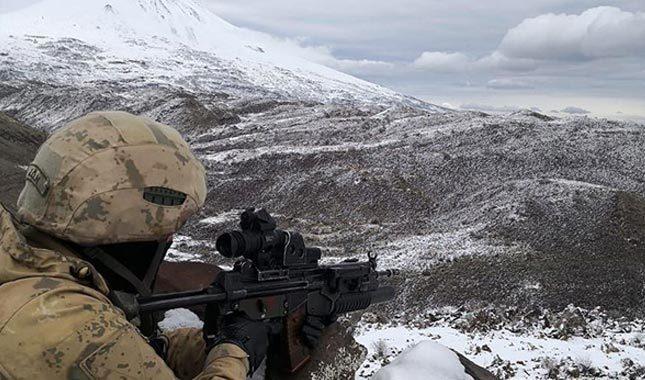 Türkiye ile İran'dan teröristlere ortak operasyonu