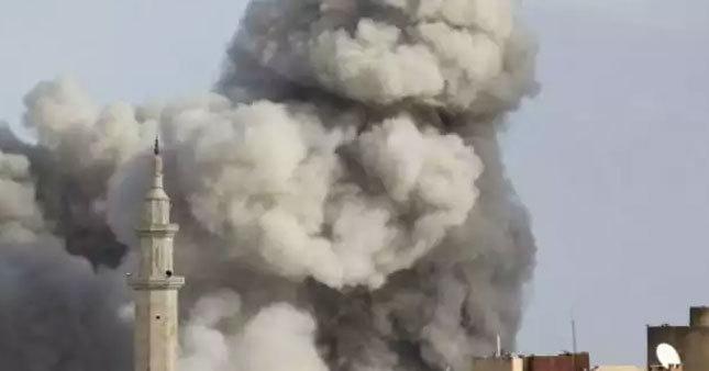 Türkiye sınırında büyük saldırı