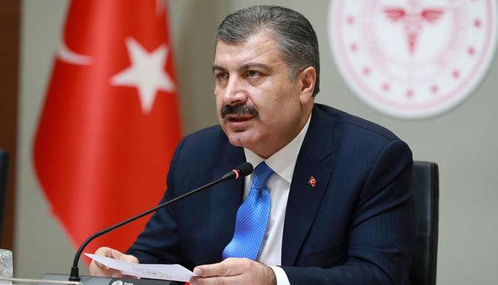 Türkiye'de koronadan can kaybı 59'a çıktı