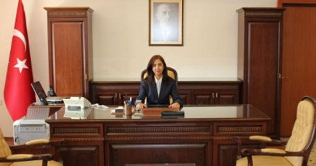 Türkiye'nin 4. kadın valisi oldu