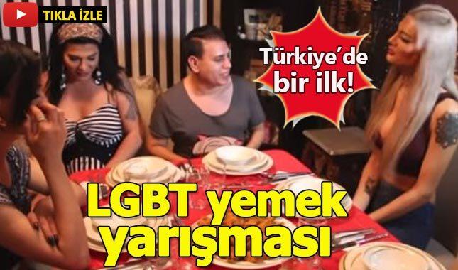 AKP'li transın sunduğu yemek programı yayına başladı