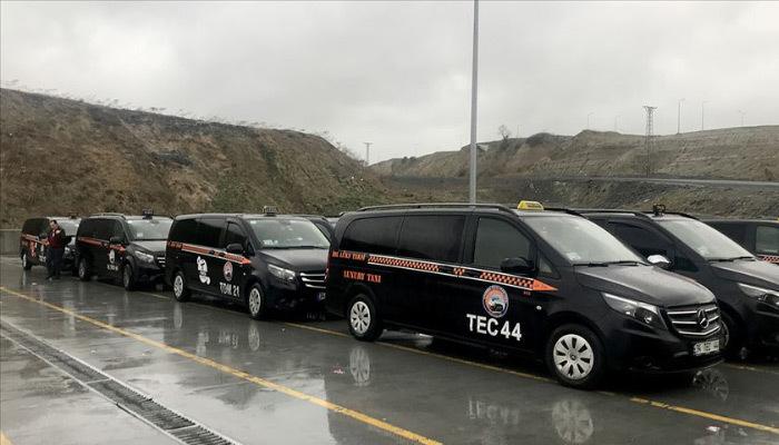 'Türkiye'nin otomobili'ne havalimanı taksicileri de talip