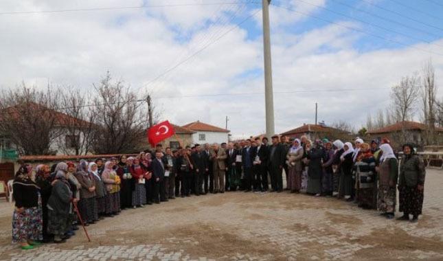 Türkiye'ye örnek olan köye ödül