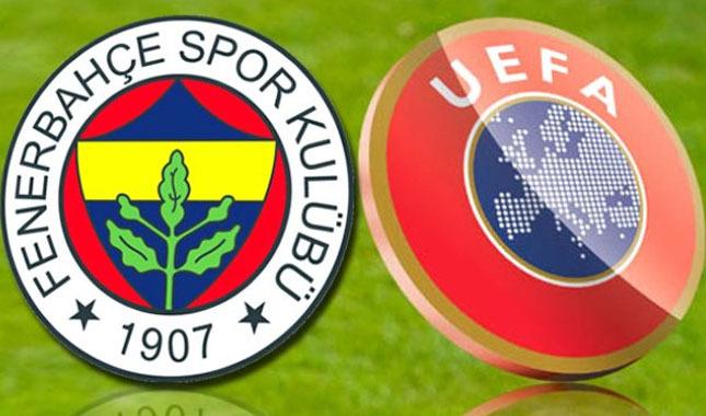 UEFA'dan Fenerbahçe'ye mektup geldi