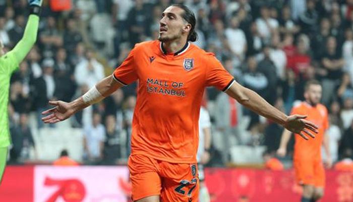 UEFA'nın haftanın futbolcusu adayı Başakşehirli Crivelli!