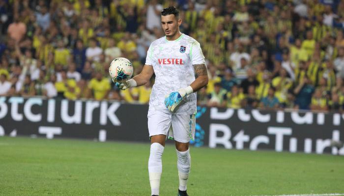 Uğurcan Çakır Trabzonspor'la uzattı!