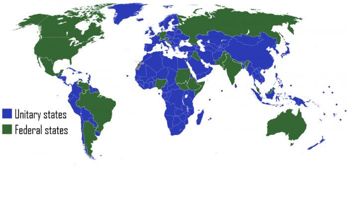 Üniter devlet nedir? Üniter devlet olan ülkeler