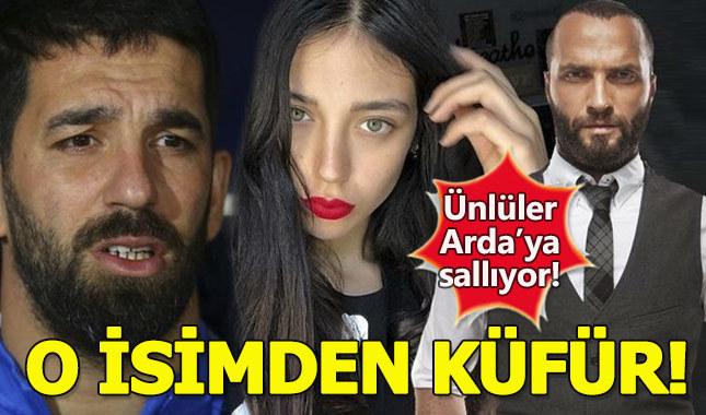 Yaşar İpek'ten Arda Turan'a küfürlü tepki