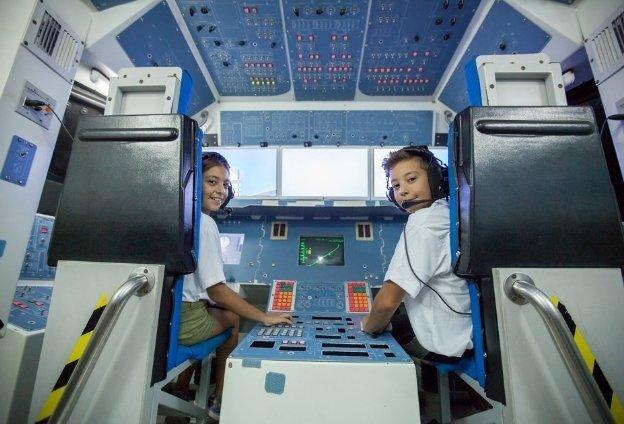Uzay Kampı'nın yaz Kamplarına kayıtlar başladı