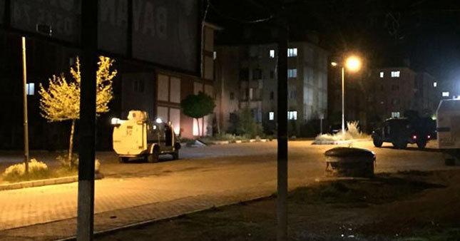 Van'da PKK'lılarla çatışma