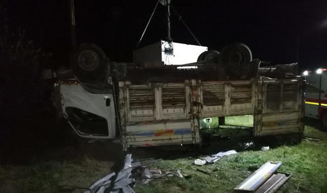 Van'da feci kaza: 5 ölü, 37 yaralı