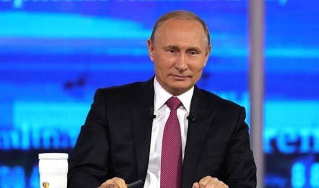 Ve Putin kararını resmen açıkladı