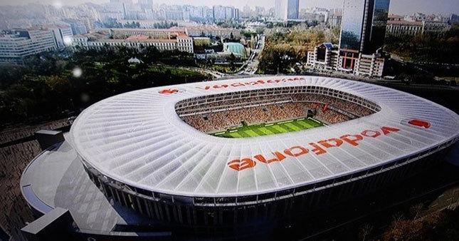 Vodafone Arena'da bilet krizi!