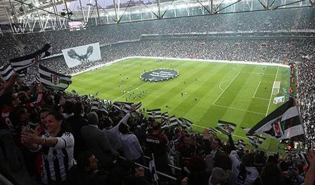 Vodafone Park'taki Süper Kupa finali için geri sayım