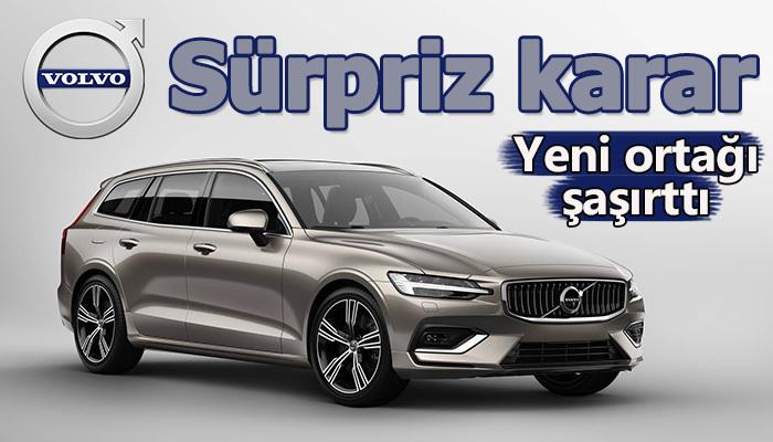 Volvo ve Nvidia ortaklığı
